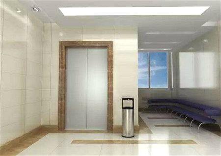 电梯口对着门口风水好吗