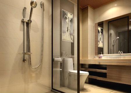 厕所门对财位风水好吗