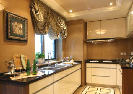 厨房窗帘颜色风水有什么讲究