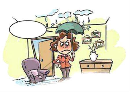 房子漏水的风水