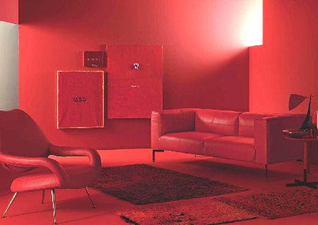 红色沙发风水好吗
