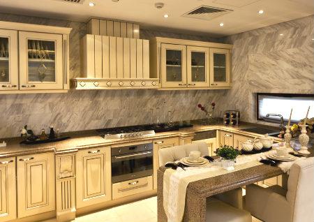 厨房地砖颜色风水
