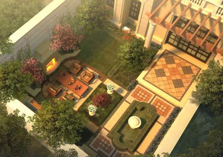 别墅后花园风水讲究