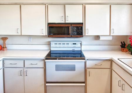 厨房橱柜用红色风水好吗