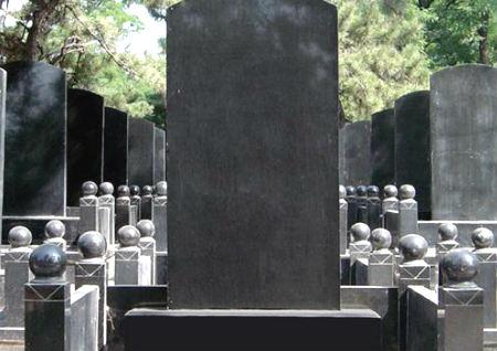 墓碑上刻字有什么讲究