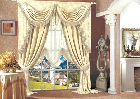家里装什么颜色窗帘风水好