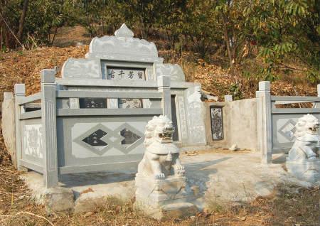 看墓地的风水小诀窍