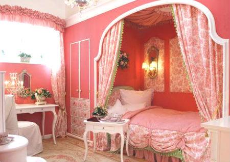 卧室催桃花