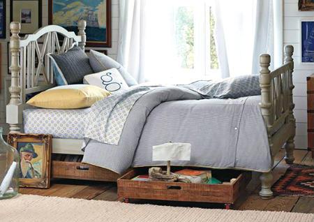 床底放什么东西最旺财
