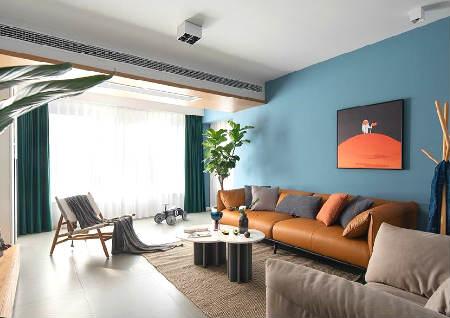 客厅家具颜色风水讲究