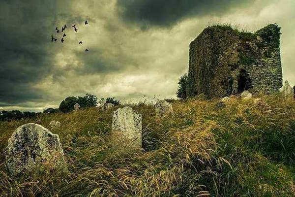 坟地风水之凶坟