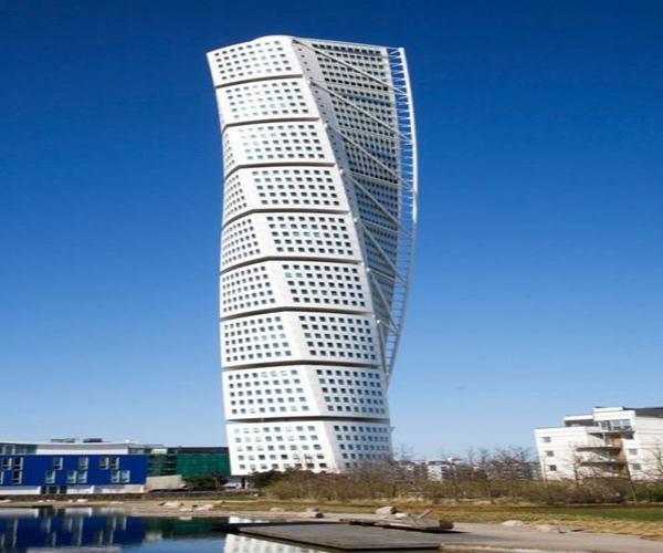 大楼形状风水