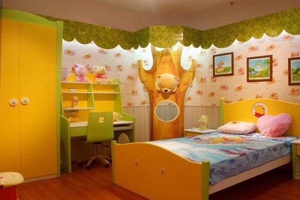 儿童房的风水布置