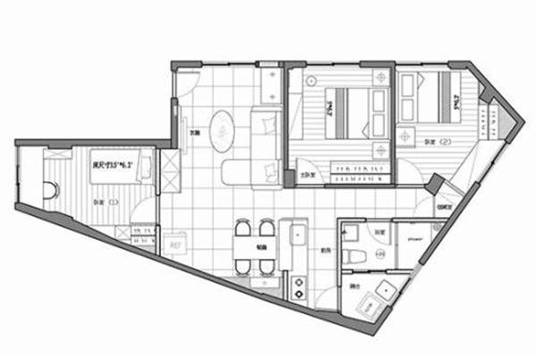 不宜居住的几种房屋户型