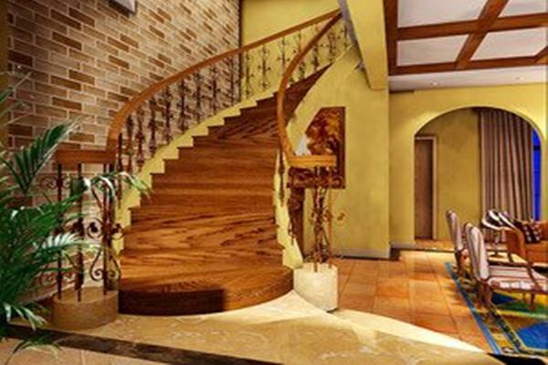 别墅楼梯风水