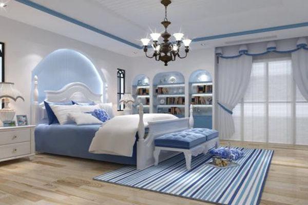 卧室装修颜色的风水讲究