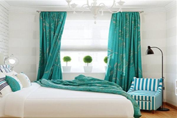 卧室窗帘颜色的风水讲究