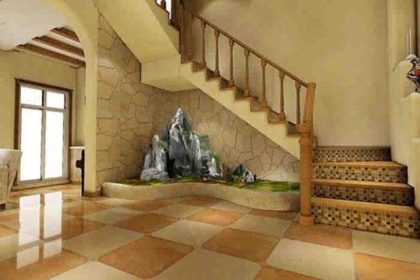 家中室内楼梯风水禁忌
