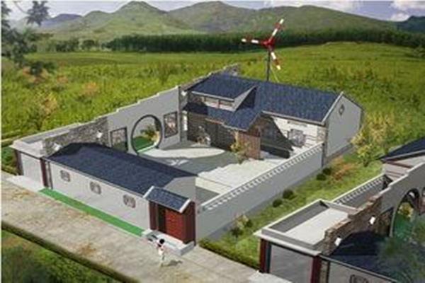 如何看自建房的外部风水