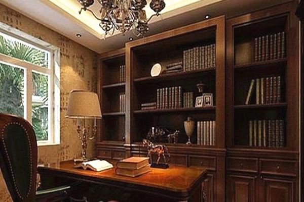 提升男人事业运的书房风水