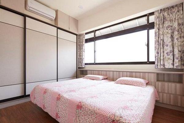卧室床头靠窗的化解方法