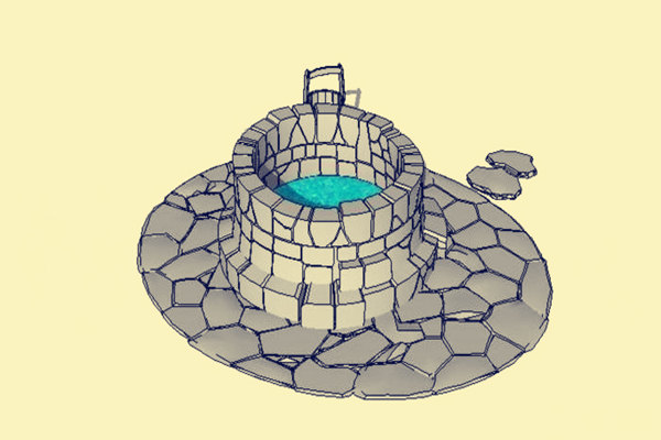 农村住宅井的方位吉凶1.jpg