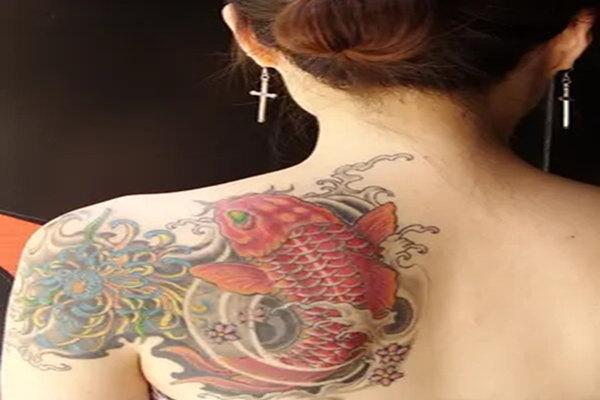 纹身的命理效应