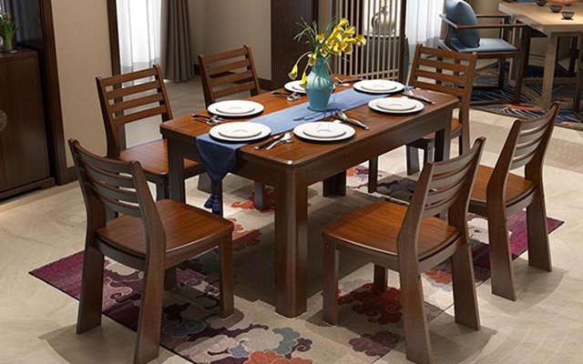 风水如何选择合适的餐桌